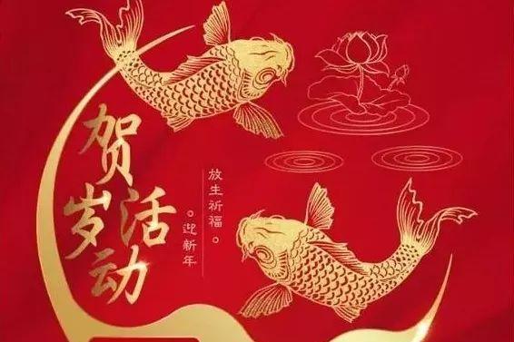"""2019年第二届千岛湖鱼类""""放生祈福迎新年""""活动(企业报名)"""