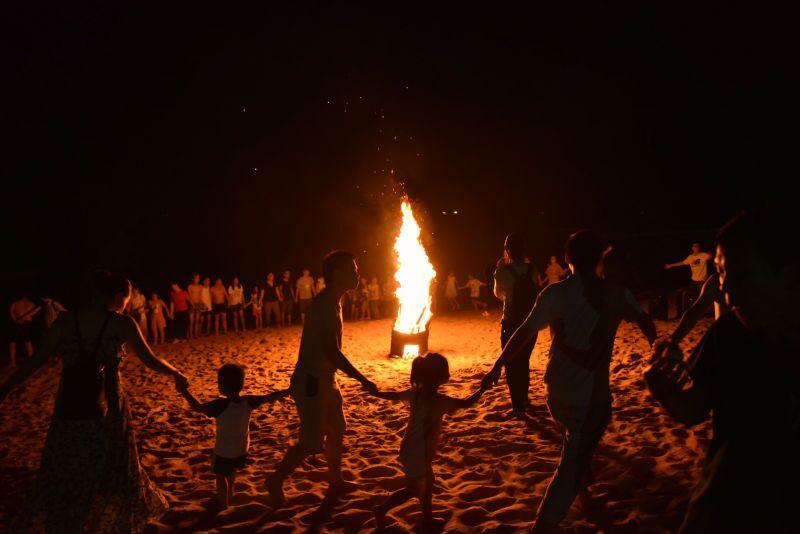 惠州2天 | 双月湾住酒店+海边烧烤+出海捕鱼+篝火晚会