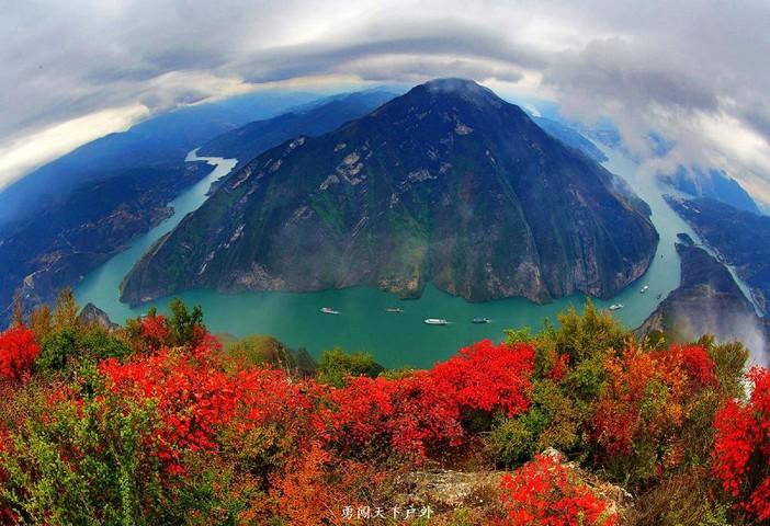 十二届中国重庆长江三峡(巫山)国际红叶节将于11月16日在巫山盛大开幕图片