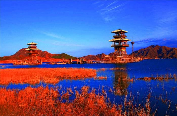 自20世纪90年代这里开辟为旅游风景区以来,因与漓江风光相媲美,被称为