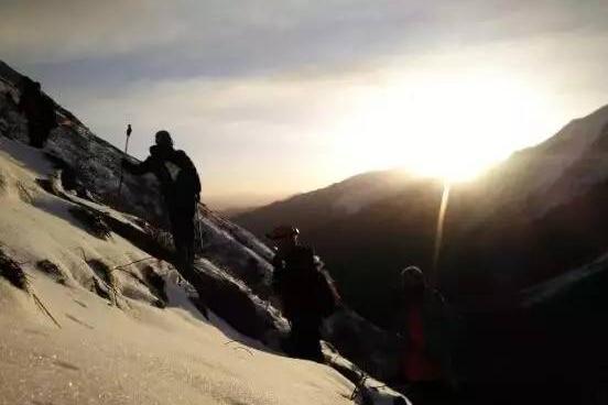 极星·川藏队 2017年 奥太娜攀登计划