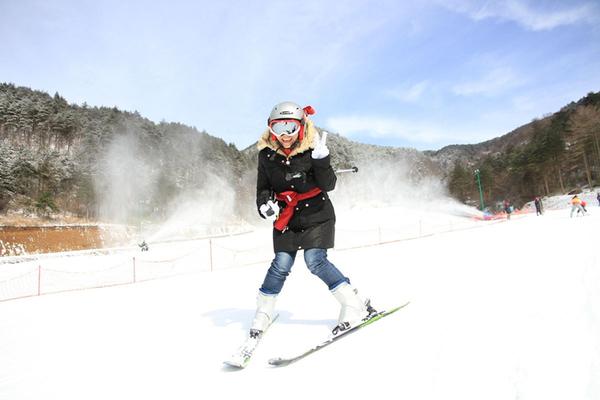 【路客旅行】1.14 | 大明山高山滑雪3小时,激情欢乐1日368元