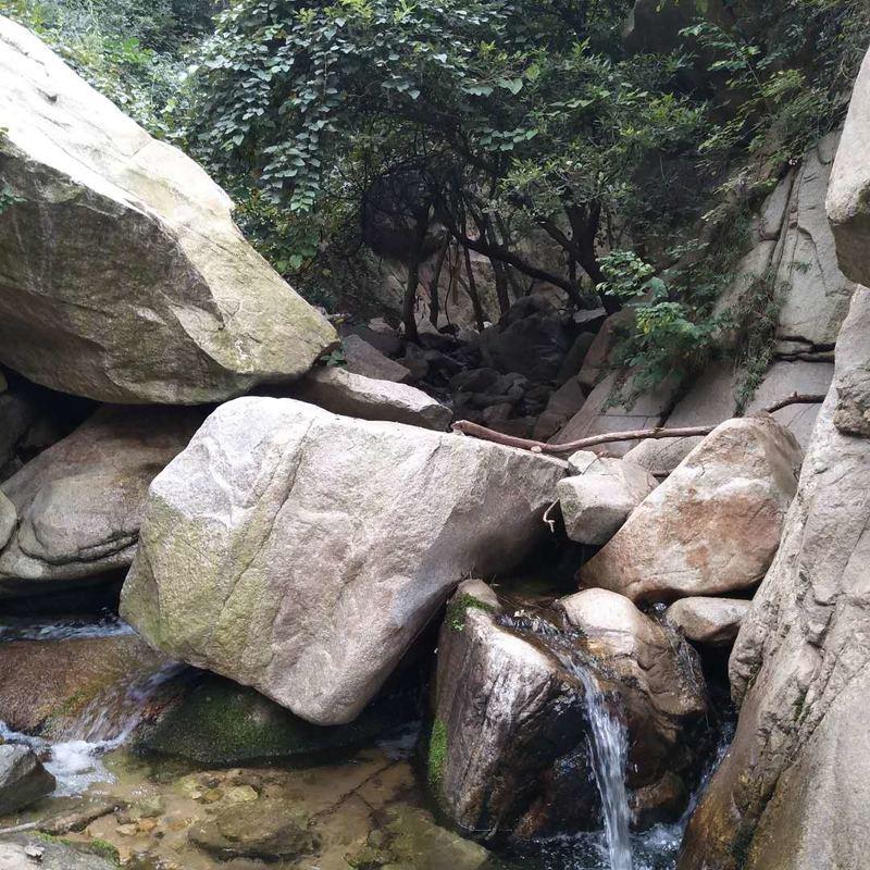 渭南黄峪风景区