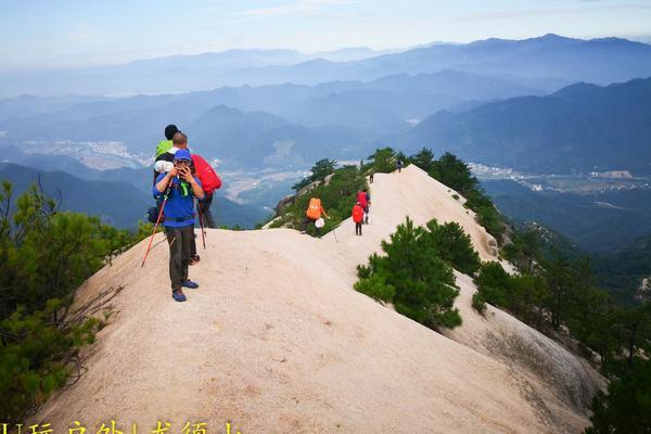 舞动的山脊——皖南沙漠龙须七姑连穿,通杭古道徒步