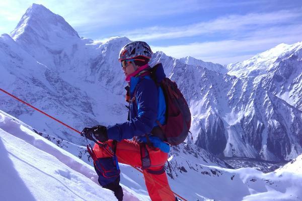 那玛峰-初级技术攀登,挑战贡嘎卫峰