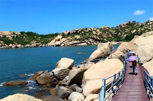 【浪漫台山】1月每周六出发:海上温泉 那琴半岛地质海洋公园 浮月村