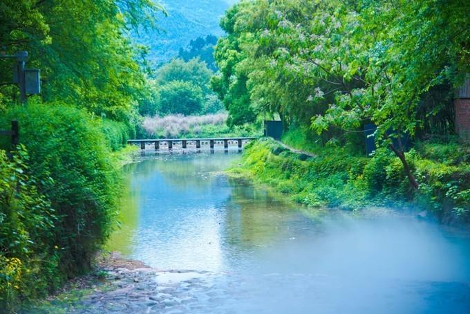 古堰画乡前世今生最美丽的艳遇,爱上丽水这片山水