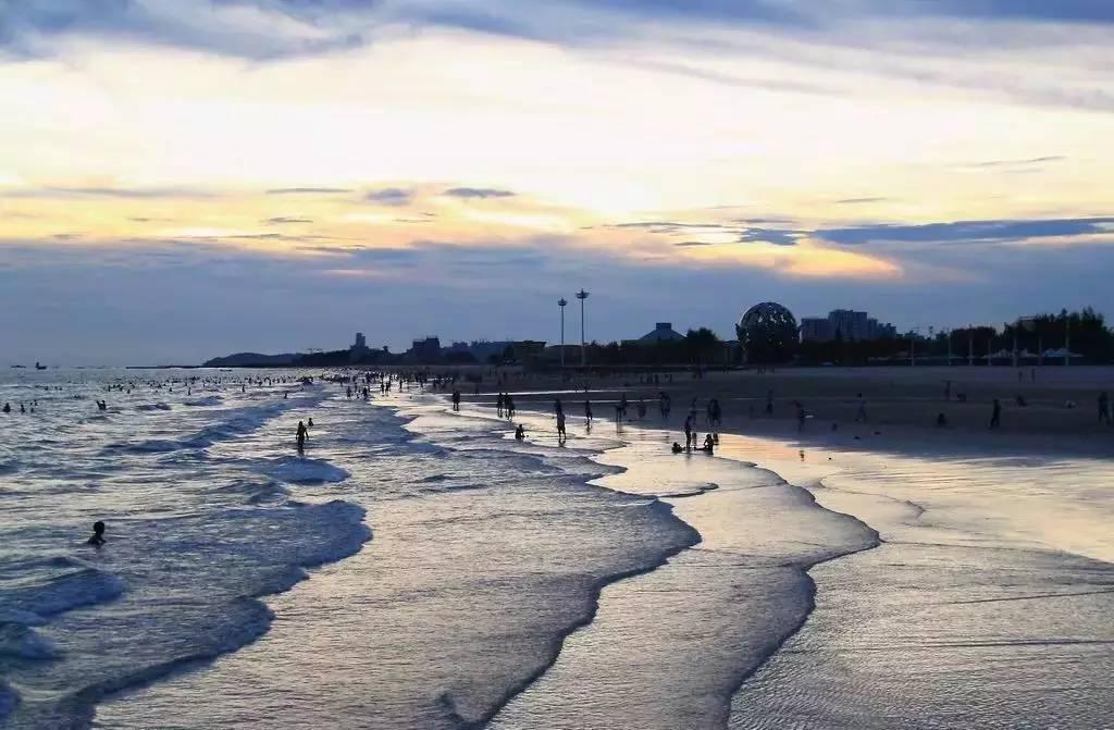 广西北海银滩摄影