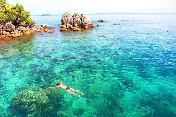 【避世天堂】品味泰式《中餐厅》——泰国象岛休闲度假7日