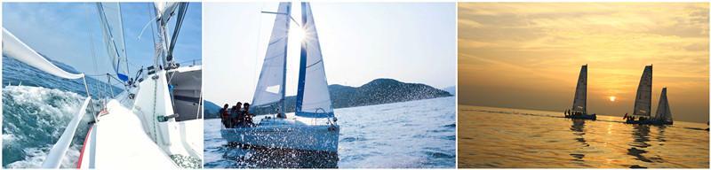 (8)每周六出发|扬帆启航,激浪皮划艇,最high海岸游-户外活动图-驼铃网
