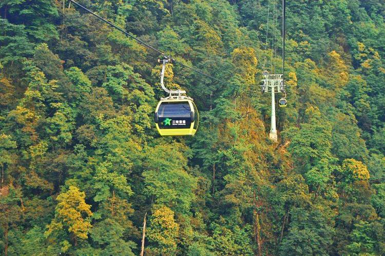 (4)高铁出发世界遗产梵净山 凤凰古城 湘西风情 两天两夜-户外活动图-驼铃网