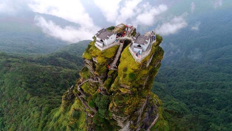 (7)高铁出发世界遗产梵净山 凤凰古城 湘西风情 两天两夜-户外活动图-驼铃网