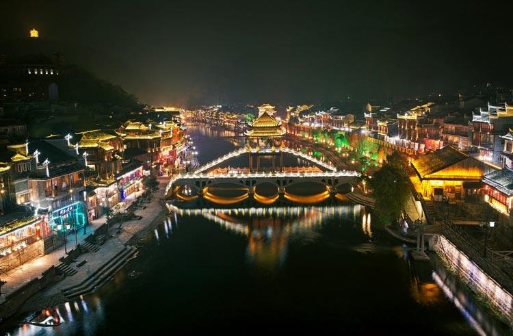 (25)高铁出发世界遗产梵净山 凤凰古城 湘西风情 两天两夜-户外活动图-驼铃网
