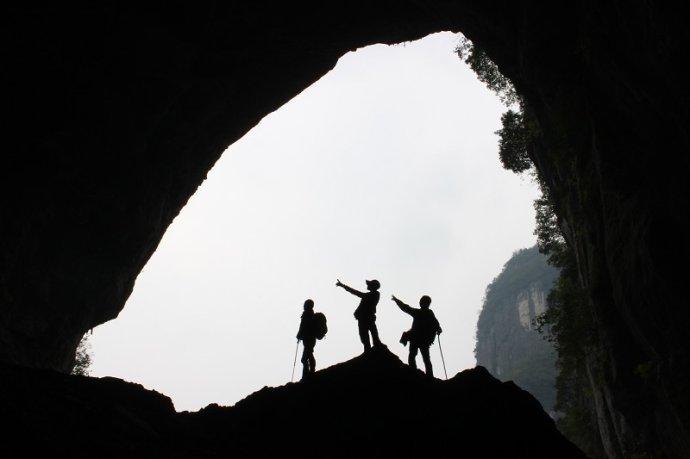 (9)走进恩施:每月一期湖北恩施大峡谷徒步穿越+中国仙本那鹤峰屏山活动五天游-户外活动图-驼铃网