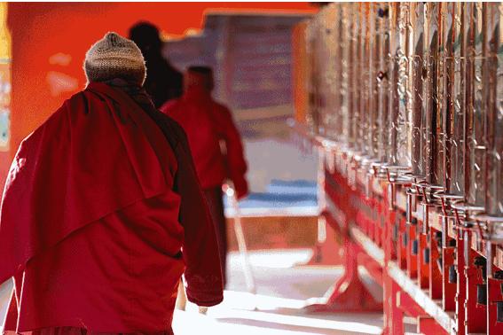 春节特辑 | 川西色达藏传佛教文化,精品小团人文旅行②期