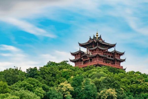 万步计划 | 每周六打卡杭州十大爬山路线--吴山
