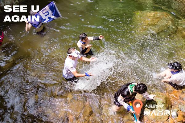 「夏日先行者」6.16 玩水,湿身,在蝴蝶谷溯溪感受夏日激情