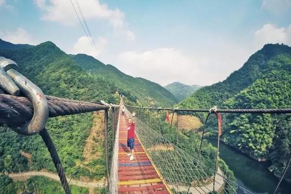 「特价99元」10.21香榧公园高空索桥探险,影视城上演RM挑战,只要99元!