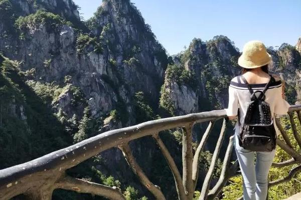 「大明山」3月30/31日 浙江的小黄山,壮美浙西山水,穿越万米岩洞、走悬空栈道