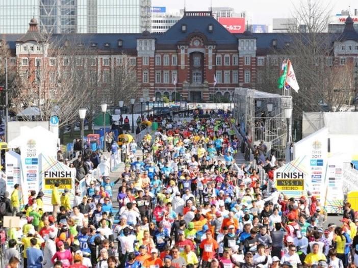 2020年东京马拉松 预售