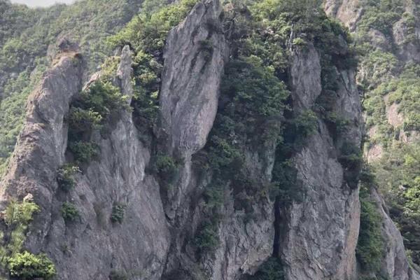 5.13周日攀爬绝壁山脊路线,挑战建德千源山