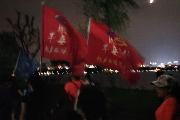 9月28号周五晚夜环湘湖