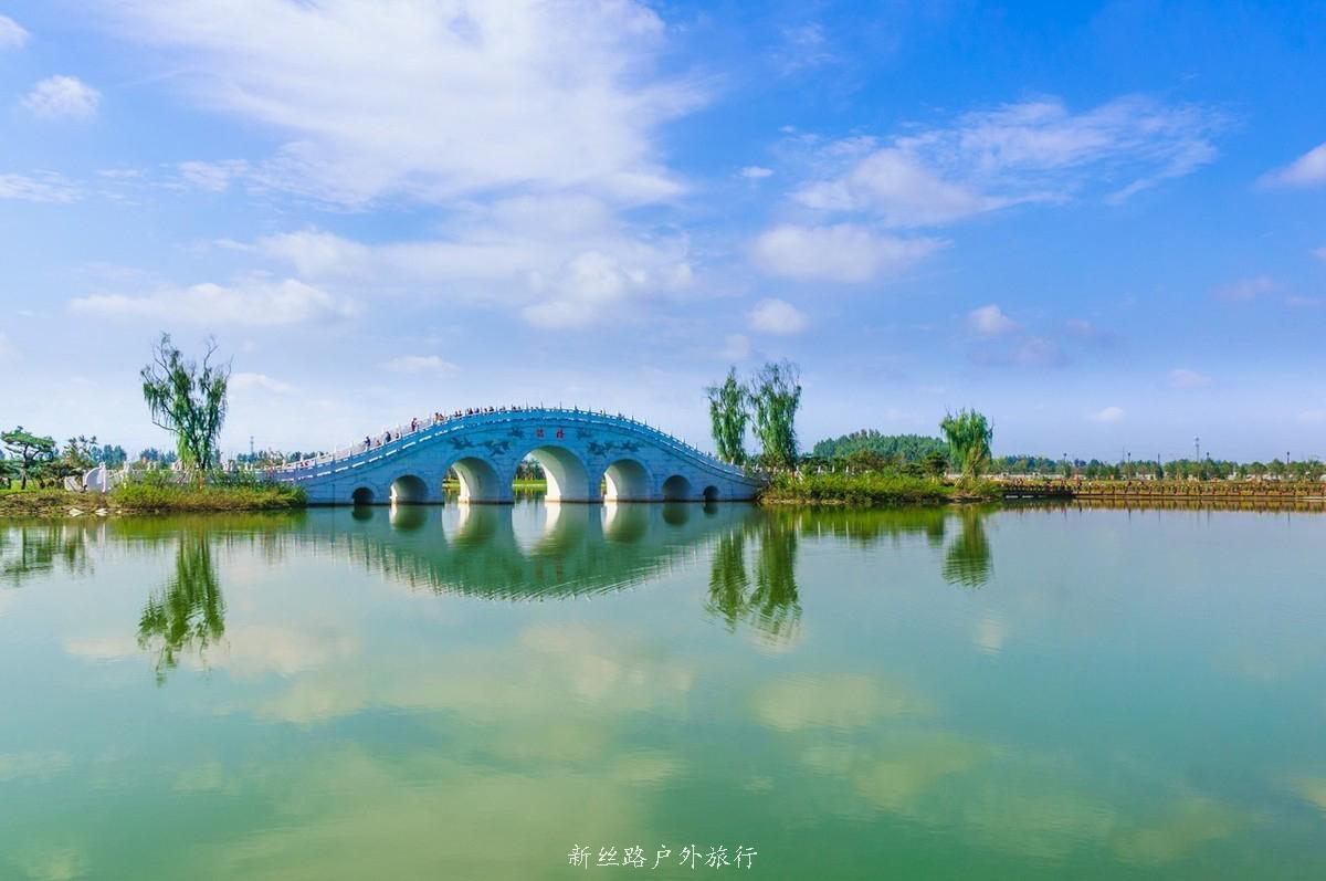 8日&11.9日 全新线路—兴平庄头银杏 昆明池 诗经里 一日游
