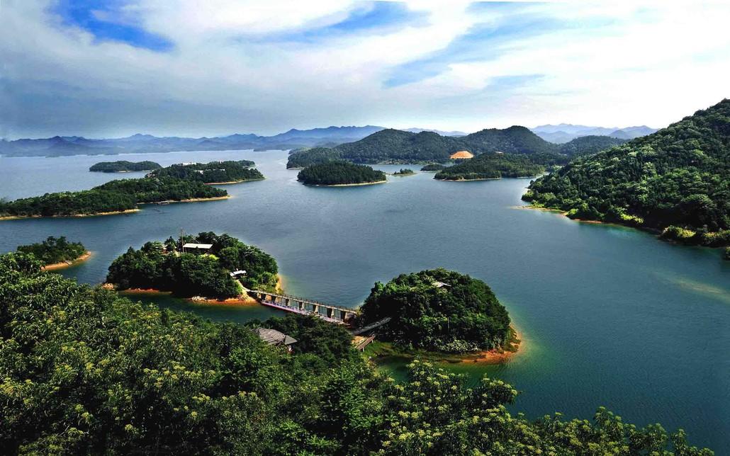 5月19-20日 中国旅游日 景区酒店让利 柘林湖 龙源峡
