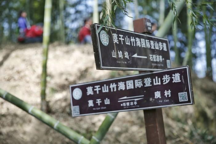 莫干山(国家aaaa级旅游景区,国家级风景名胜区,国家森林公园),为天目
