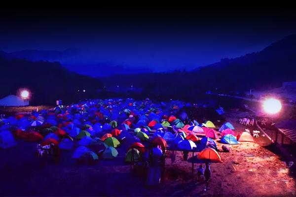 第四届大学生帐篷节&全国《百校汇》活动