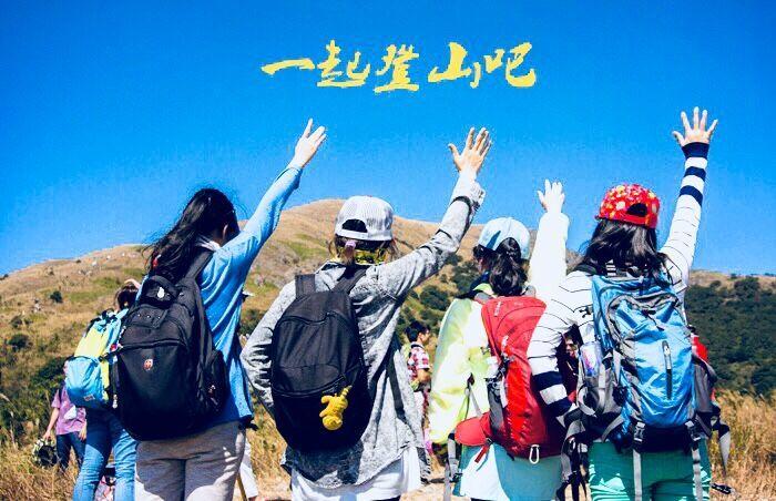 【百人山野同行】11月11日惠州白云嶂黄金芦苇荡穿越、行摄、感受秋意浓浓气息 一天游