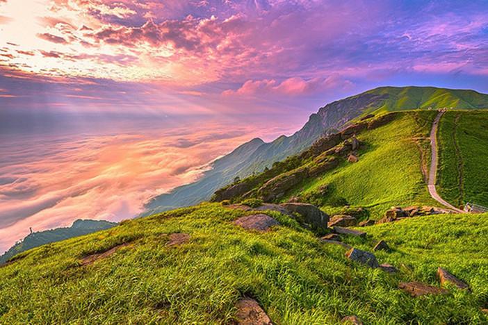 美丽吉安风景区