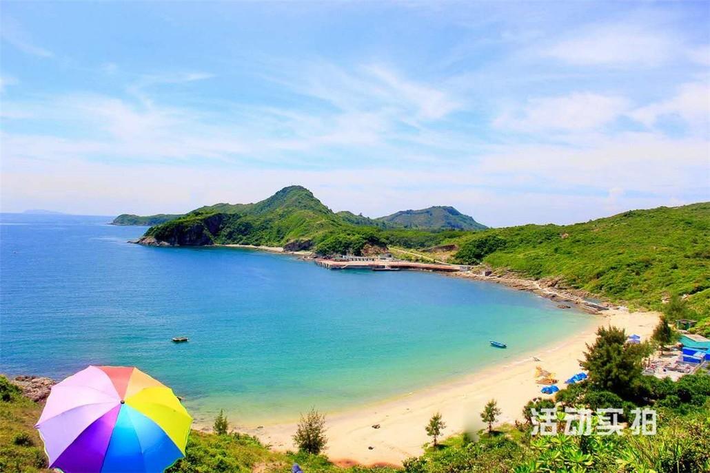 【海岛·度假】 入住海岛酒店|惠州喜洲岛生态之旅,烧烤,沙滩音乐