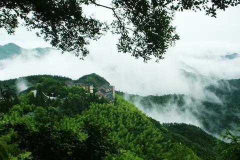 【中秋9.23秋季徒步线】| 重走蒋公道 徒步天然氧吧莫干山 观干将莫邪铸剑池