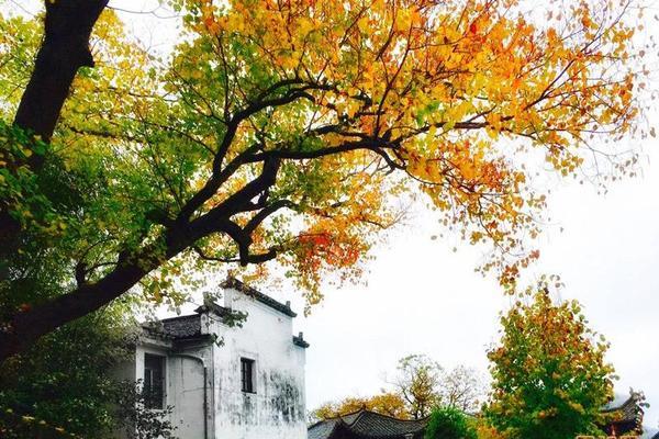 10月26-27日,皖南赏秋之燕山风光--塔川秋色--徽州古城