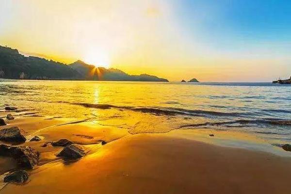 【都市悠客】海在哪—— 夏日偷闲,浙江东海,宁静的海岛,在这里过一天向往的生活