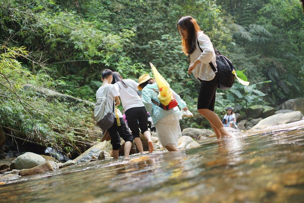 (8)5.19徒步从化星溪线 吃竹筒饭+捡银窿朔溪-户外活动图-驼铃网