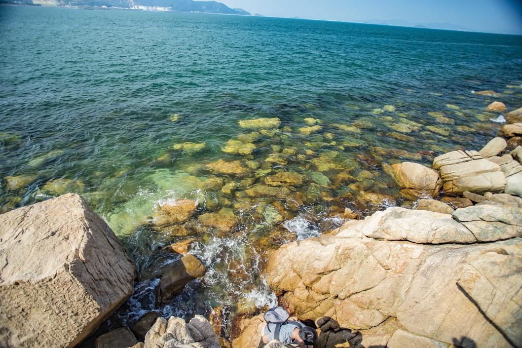 (4)6.2日穿越深圳最美海岸线 七星湾桔钓沙-户外活动图-驼铃网