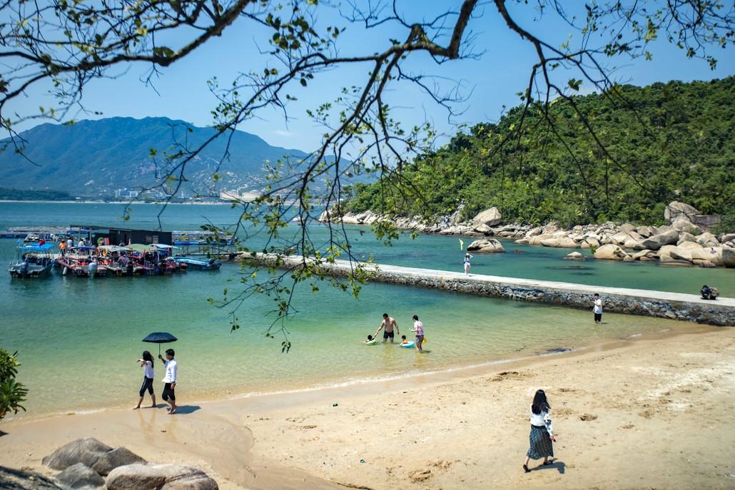 (3)6.2日穿越深圳最美海岸线 七星湾桔钓沙-户外活动图-驼铃网