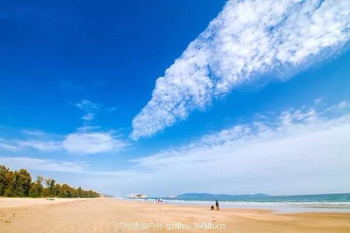 (2)3月17日 特价68元 徒步穿越惠东咸台港海岸线 醉美海湾拾贝壳-户外活动图-驼铃网