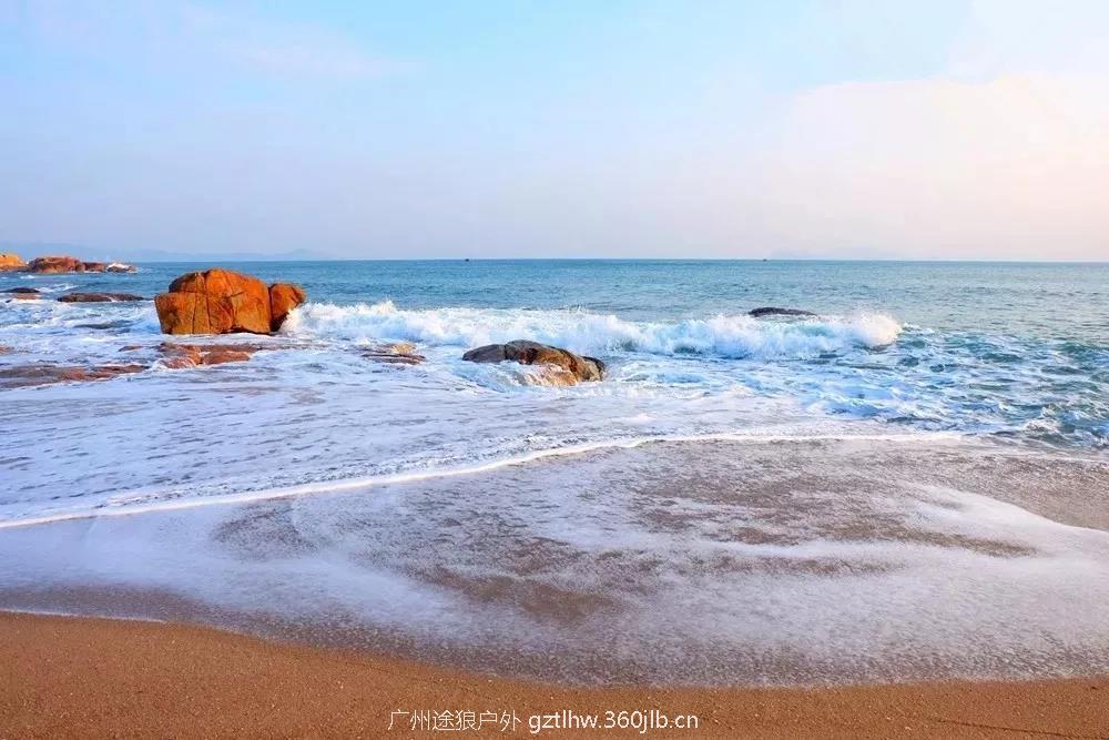 (4)3月17日 特价68元 徒步穿越惠东咸台港海岸线 醉美海湾拾贝壳-户外活动图-驼铃网