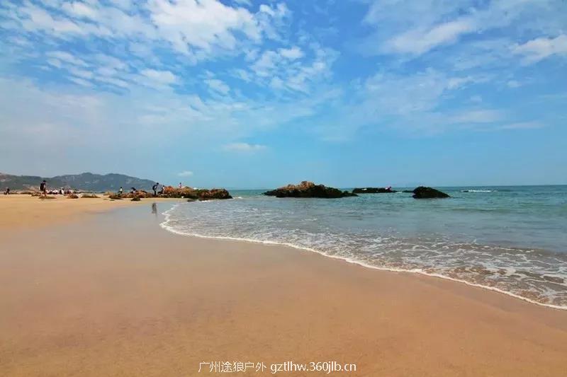(8)3月17日 特价68元 徒步穿越惠东咸台港海岸线 醉美海湾拾贝壳-户外活动图-驼铃网