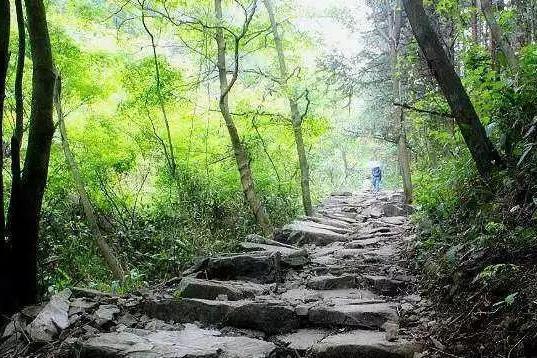 【特价古道】10.14黄金山巅、飞流悬瀑 ,徒步安吉黄金山章里古道