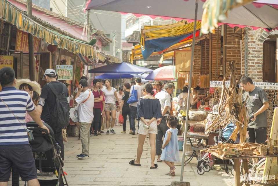 (4)从化溪头村 吃竹筒饭 休闲徒步 一日游-户外活动图-驼铃网