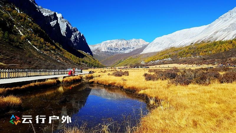 绝美的滇川藏风景环线核心-稻城亚丁最佳季节旅游攻略