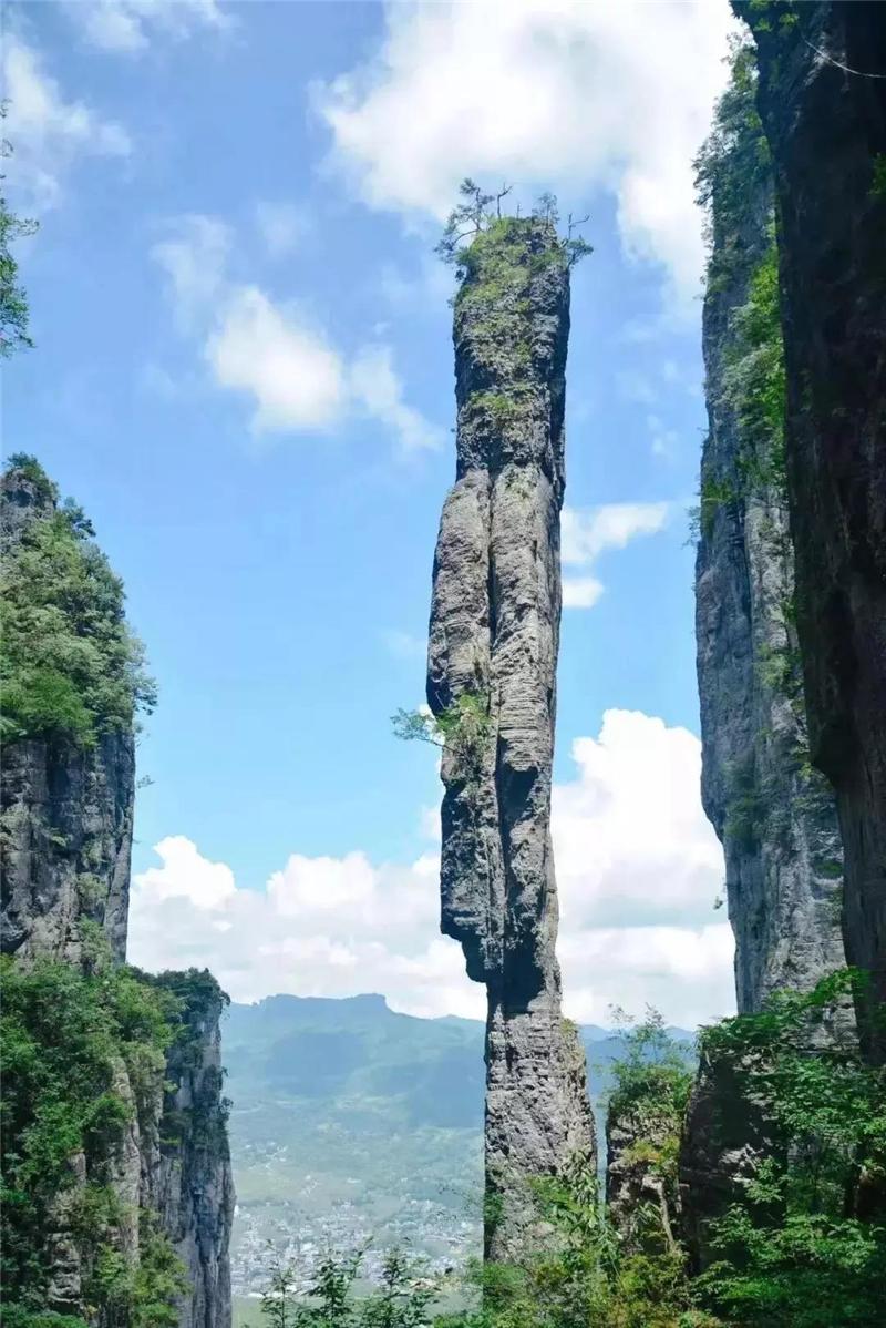 【诱惑恩施】恩施大峡谷-土司城-腾龙洞-利川-屏山峡谷-鹤峰-狮子关5