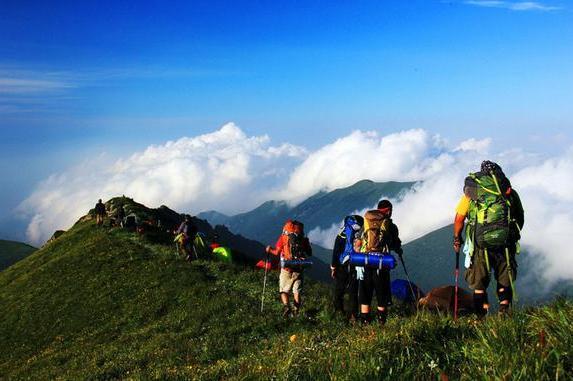 【同舟户外】北京最高峰(东灵山2303米)灵山,挑战灵山主峰一日登山活动!